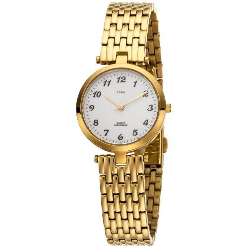 JOBO Damen Armbanduhr Quarz Analog - 1