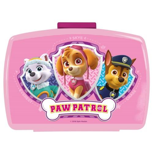PAW PATROL Kinder Brotdose mit Einsatz - 1